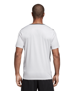adidas Entrada 18 Trainingsshirt achterkant