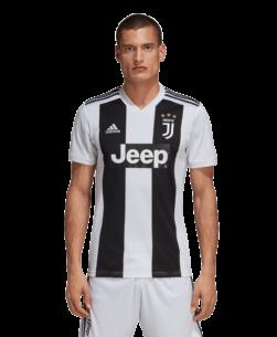 adidas Juventus Thuisshirt 2018-2019 voorkant