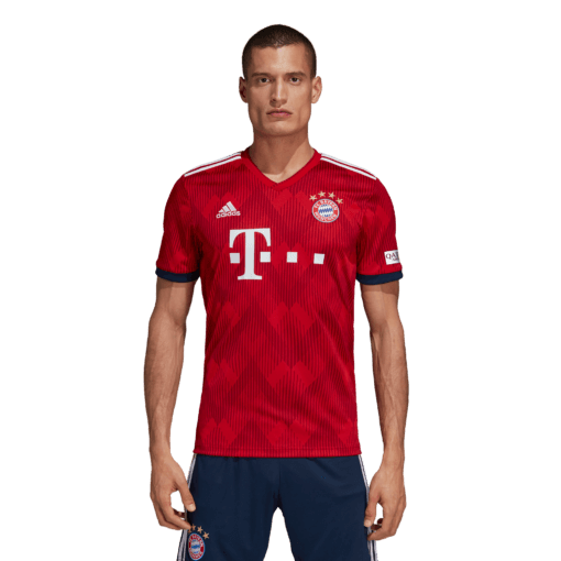 adidas FC Bayern München Thuisshirt 2018-2019 voorkant