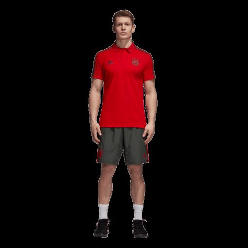 adidas Bayern München Woven Broekje 2018-2019 tenue