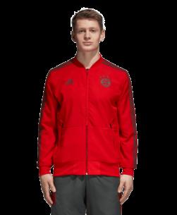 adidas Bayern München Presentatie Trainingsjack 2018-2019