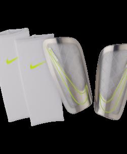 Nike Mercurial Lite Scheenbeschermers Chrome
