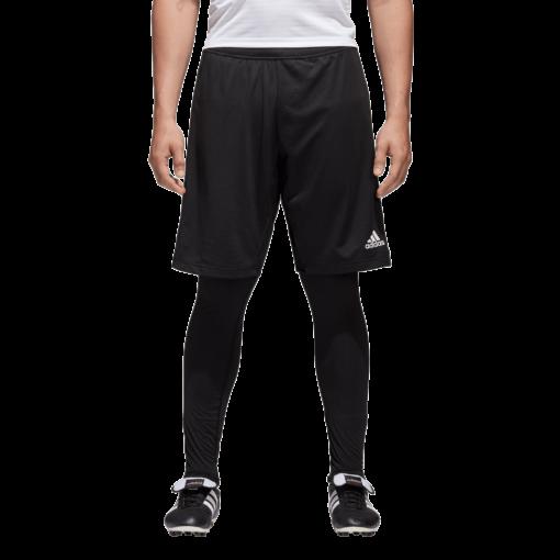 adidas Condivo 19 Twee-in-Een Voetbalbroek voorkant
