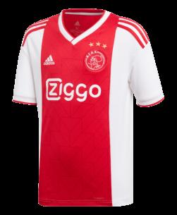 adidas Ajax Thuisshirt Kids 2018-2019 voorkant