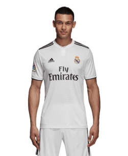 adidas Real Madrid Thuisshirt 2018-2019 voorkant