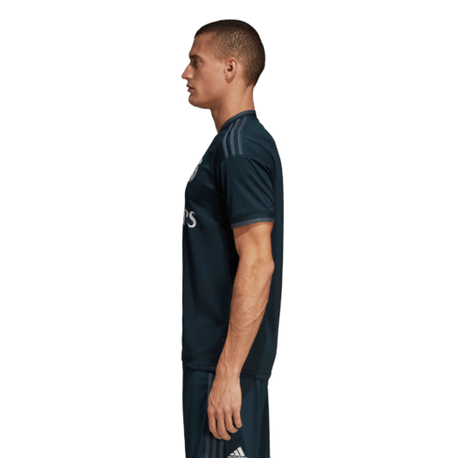 adidas Real Madrid Uitshirt 2018-2019 zijkant
