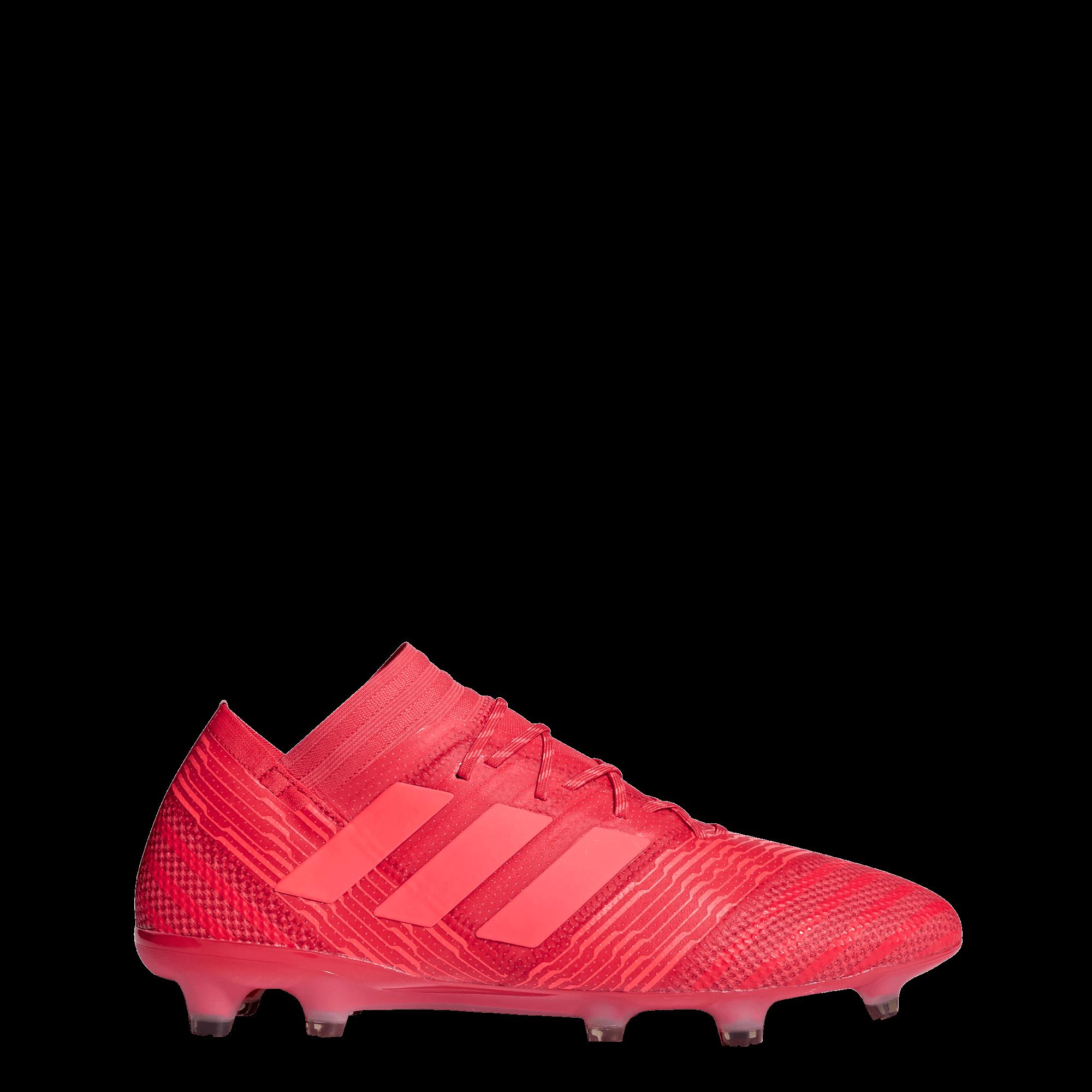 cheaper cd155 7d33b adidas Nemeziz 17.1 Firm Ground Voetbalschoen Rood zijkant
