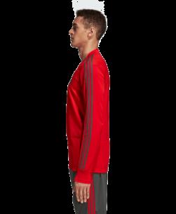 adidas FC Bayern Trainingstrui 2018-2019 zijkant
