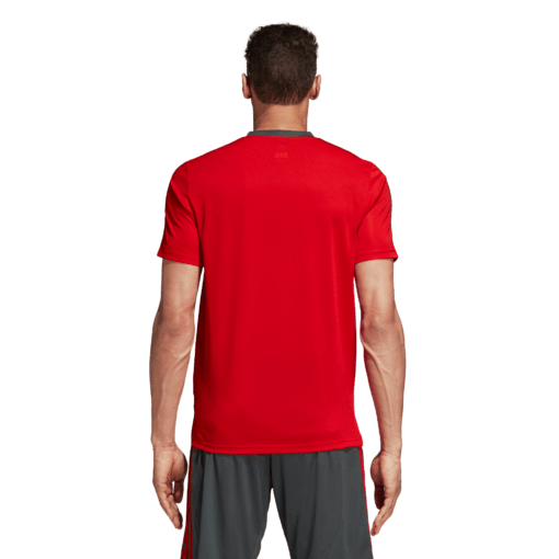 adidas FC Bayern Trainingsshirt achterkant