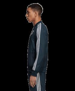 adidas Real Madrid Presentatie Jack zijkant