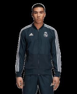 adidas Real Madrid Presentatie Jack 2018-2019