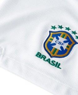Nike Brazilië Uitbroekje WK 2018 detail