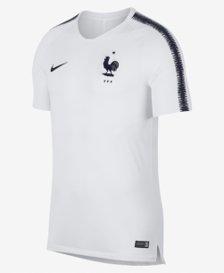 Nike Frankrijk Breathe Squad Trainingsshirt 2018-2020