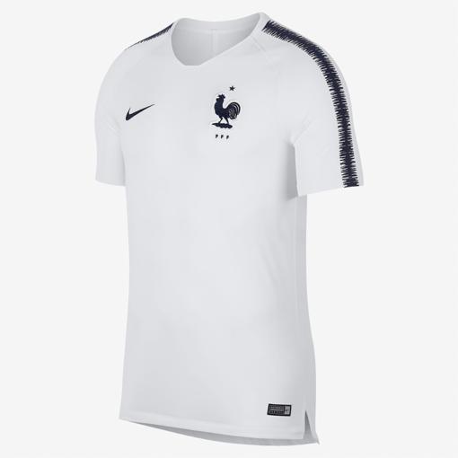 Nike Frankrijk Breathe Squad Trainingsshirt 2018-2020