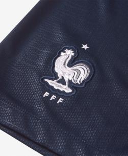 Nike Frankrijk Uitbroekje WK 2018 detail
