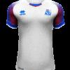 Errea IJsland Uitshirt WK2018