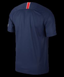 Nike Paris Saint Germain Thuisshirt 2018-2019 achterkant