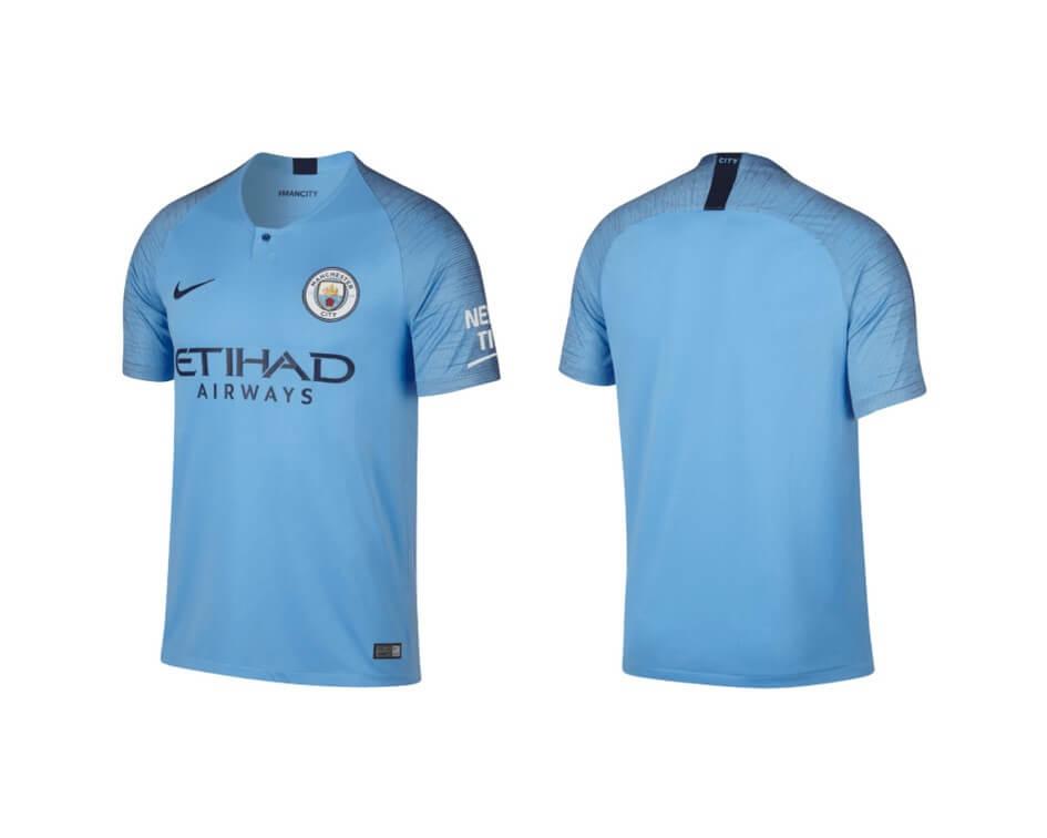 Manchester City voetbalshirt Nike