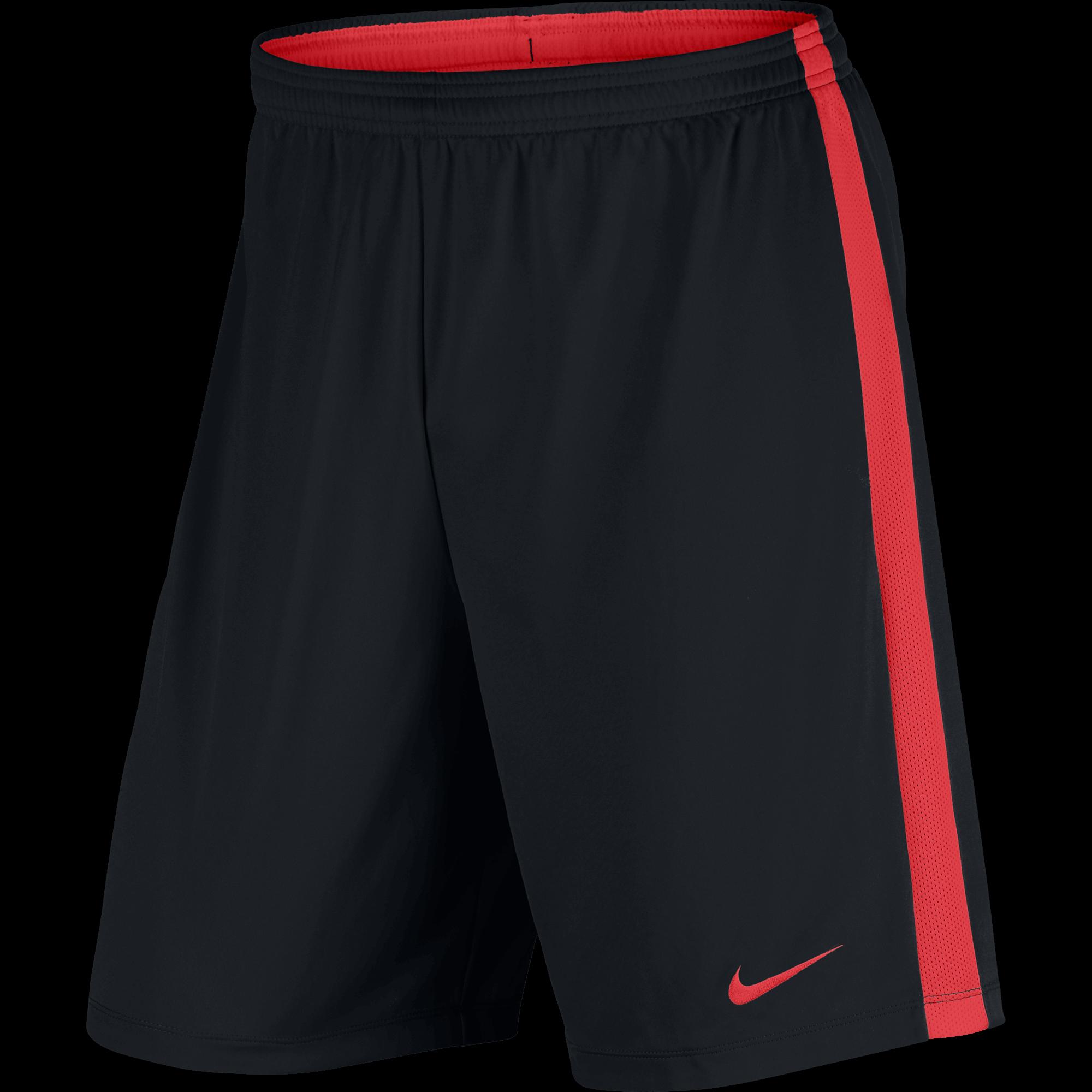 Nike Dry Academy Voetbalbroekje Black