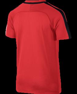 Nike Dry Academy Trainingsshirt Kids Light Crimson achterkant