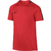 Nike Dry Academy Trainingsshirt Kids Light Crimson voorkant