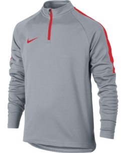 Nike Dry Academy Trainingstrui Kids Wolf Grey