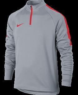 Nike Dry Academy Trainingstrui Kids Wolf Grey
