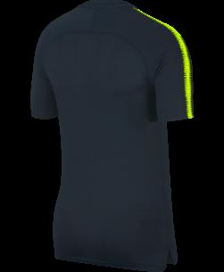 Nike Manchester City FC Breathe Squad Trainingsshirt 2018-2019 achterkant