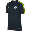 Nike Manchester City FC Breathe Squad Trainingsshirt 2018-2019 voorkant