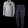 Nike FC Barcelona Dry Squad Drill Trainingspak 2018-2019 Wolf Grey