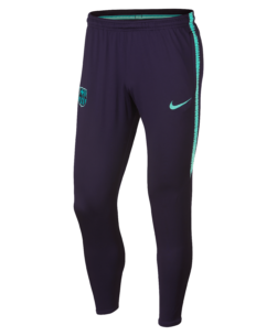 Nike FC Barcelona Dry Squad Trainingsbroek 2018-2019 Purple Dynasty