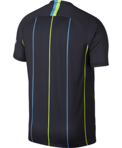 Nike Manchester City Uitshirt 2018-2019 achterkant