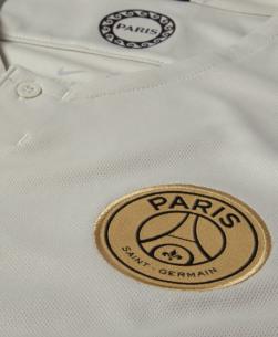 Nike Paris Saint-Germain Uitshirt 2018-2019 detail