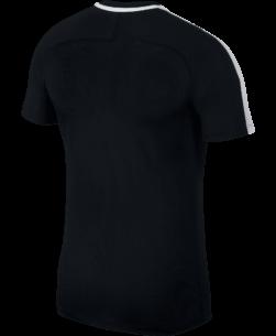 Nike Dry Academy Trainingsshirt Black achterkant