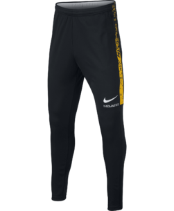 Nike Neymar Dry Academy Trainingsbroek Kids Black White