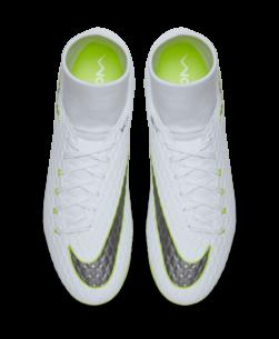 Nike Hypervenom Phantom III Academy Dynamic Fit FG White Volt bovenkant