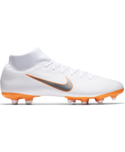 Nike Mercurial Superfly VI Academy MG White Total Orange