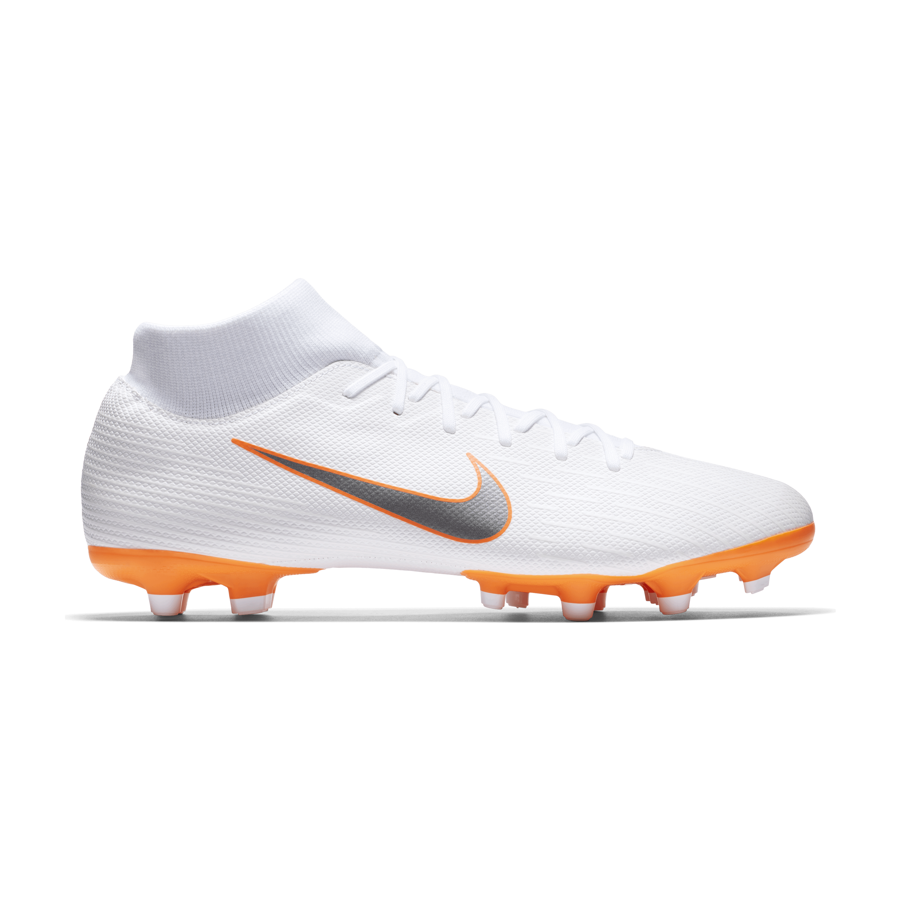 cheap for discount 123a4 80b70 Nike Mercurial Superfly VI Academy MG White Total Orange ...