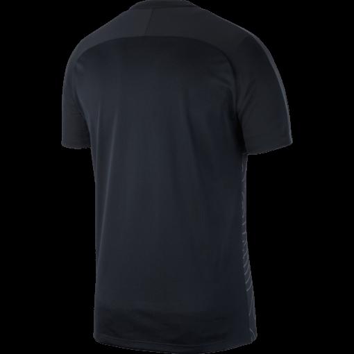 De Nike Dry Academy Trainingsshirt Kids Black voor jongens reguleert de natuurlijke warmte van je lichaam en voert tegelijkertijd zweet af.