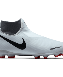Nike Jr. Hypervenom Phantom III Academy Dynamic Fit FG Pure Platinum