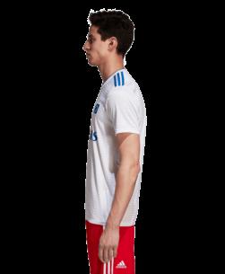 adidas HSV Thuisshirt 2018-2019 Wit zijkant