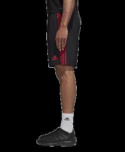 adidas Manchester United Trainingsbroekje Woven 2018-2019 zijkant