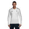 adidas Real Madrid Trainingstrui 2018-2019 Cream White Tech Onix