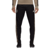 adidas Juventus Trainingsbroek 2018-2019 Black Clay voorkant