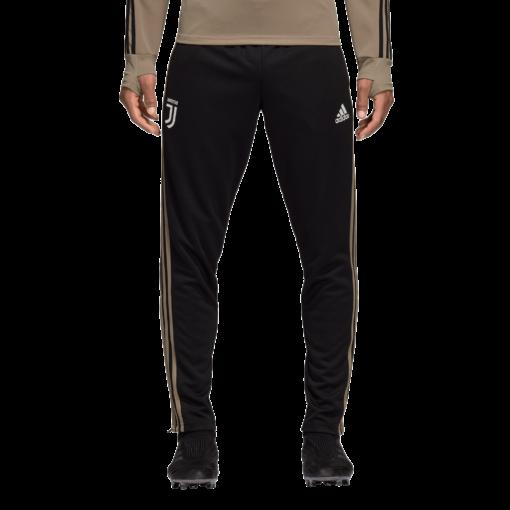 adidas Juventus Trainingsbroek 2018-2019 Black Clay voorkant