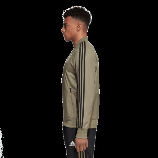 adidas Juventus Presentatie Trainingsjack 2018-2019 Clay Black