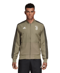 adidas Juventus Presentatie Trainingsjack 2018-2019 Clay Black