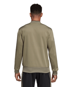 adidas Juventus Trainingsjack 2018-2019 Clay Black achterkant