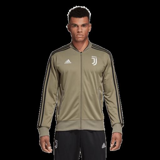adidas Juventus Trainingsjack 2018-2019 Clay Black