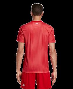 adidas Real Madrid Derde Wedstrijdshirt 2018-2019 Real Coral achterkant